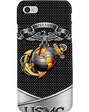 Semper Fidelis Phone Case i-phone-8-case