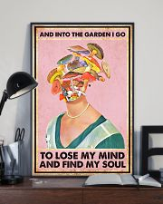 Into the garden I go 11x17 Poster lifestyle-poster-2