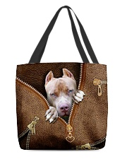 Pitbull All-over Tote back
