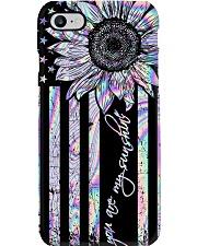 You are my sunshine Phone Case i-phone-8-case