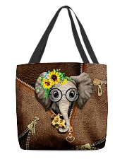 Elephant All-over Tote front