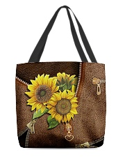 Sunflower pouch All-over Tote thumbnail