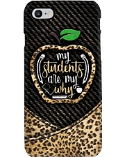 My students are my why Phone Case i-phone-8-case