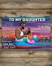 To my daughter 17x11 Poster poster-landscape-17x11-lifestyle-14