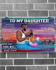 To my daughter 17x11 Poster poster-landscape-17x11-lifestyle-18