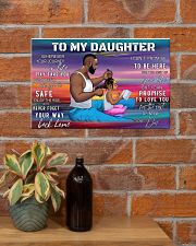 To my daughter 17x11 Poster poster-landscape-17x11-lifestyle-23