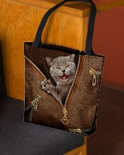 Happy cat All-over Tote aos-all-over-tote-lifestyle-front-02
