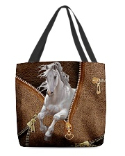 Love horses All-over Tote back