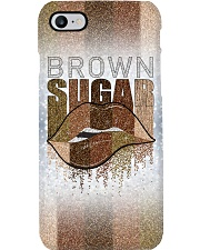Brown sugar Phone Case i-phone-8-case