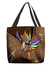 Cute Dragon All-over Tote back