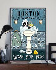 Boston Bath Time 11x17 Poster lifestyle-poster-2