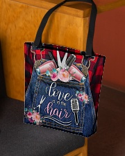 Love is in the hair All-over Tote aos-all-over-tote-lifestyle-front-02