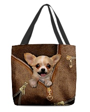 Cute Chihuahua All-over Tote back