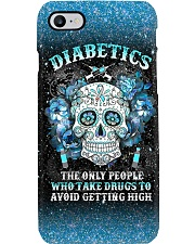 Diabetics who take drugs to avoid getting high Phone Case i-phone-8-case