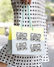 I'm watching you Sticker - 4 pack (Horizontal) aos-sticker-4-pack-horizontal-lifestyle-front-24