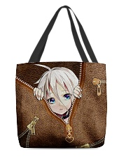 Anime All-over Tote back