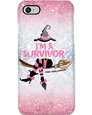 I'm a survivor Phone Case i-phone-8-case