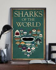 Sharks of the world 11x17 Poster lifestyle-poster-2