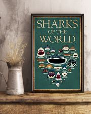 Sharks of the world 11x17 Poster lifestyle-poster-3