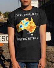 PRAY FOR AUSTRALIA  Classic T-Shirt apparel-classic-tshirt-lifestyle-29