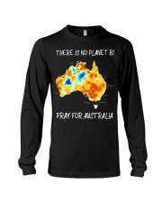 PRAY FOR AUSTRALIA  Long Sleeve Tee thumbnail