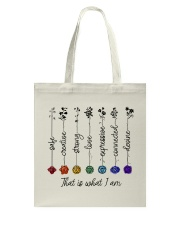 THAT IS WHAT I AM Tote Bag thumbnail