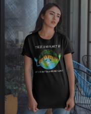 ACT FOR AUSTRALIA AND OUR PLANET Classic T-Shirt apparel-classic-tshirt-lifestyle-08