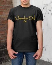 THANK YOU MAMBA Classic T-Shirt apparel-classic-tshirt-lifestyle-31
