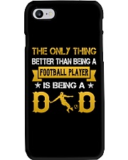 A Football player and a dad Phone Case thumbnail
