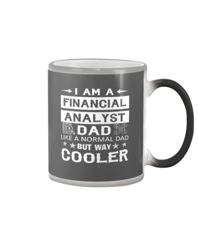 Financial Analyst Dad