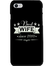 Best wife since 2010 Phone Case thumbnail