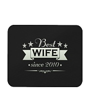 Best wife since 2010 Mousepad thumbnail