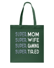 Super Gaming Mom Tote Bag thumbnail