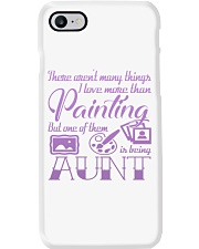 Painting Aunt Phone Case thumbnail