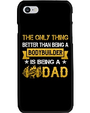 A bodybuilder and a dad Phone Case thumbnail
