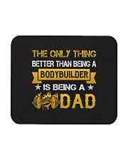 A bodybuilder and a dad Mousepad thumbnail