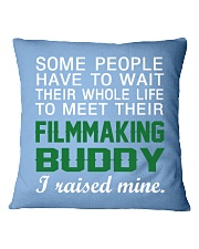 Filmmaking Buddy Square Pillowcase front