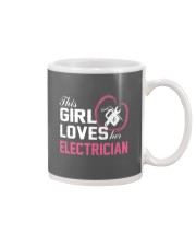 Loves Her Electrician Mug thumbnail