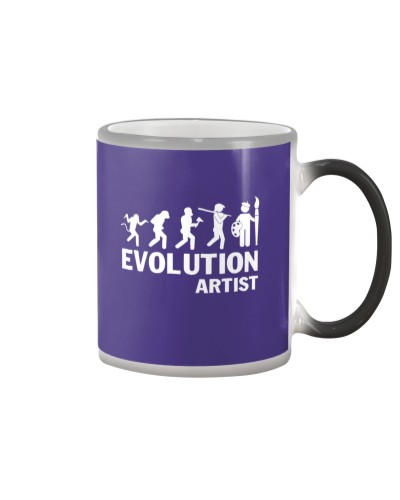 Evolution - Artist