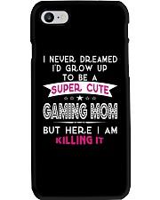 SUPER CUTE A GAMING MOM Phone Case thumbnail