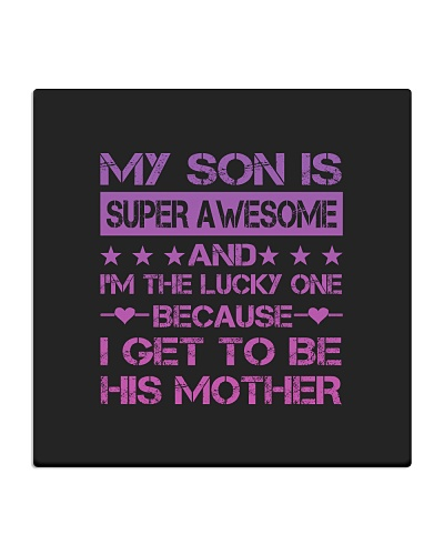 My Son is Super Awesome