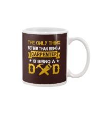 A carpenter and a dad Mug thumbnail