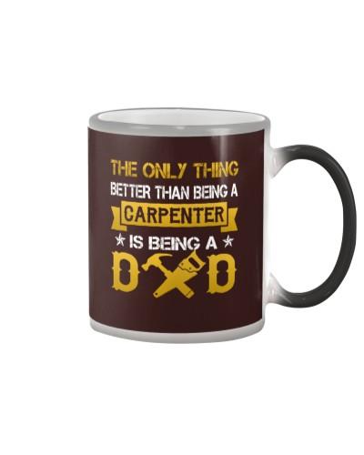 A carpenter and a dad