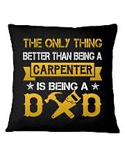 A carpenter and a dad Square Pillowcase thumbnail