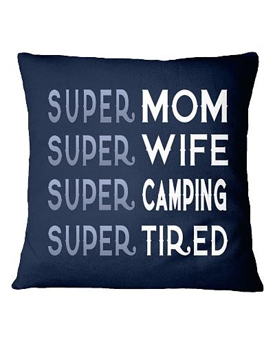 Super Camping Mom