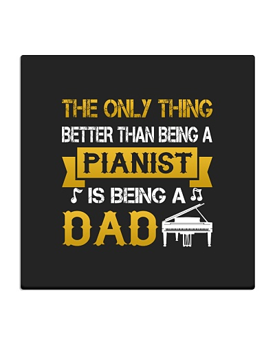 A Pianist and a dad