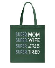 Super Actress Mom Tote Bag thumbnail