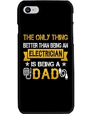 An electrician and a dad Phone Case thumbnail