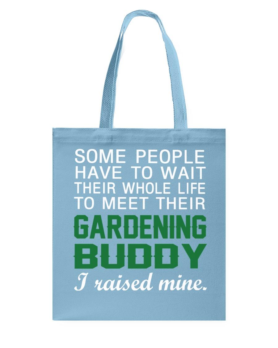 Gardening Buddy Tote Bag