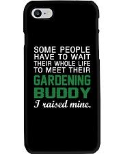 Gardening Buddy Phone Case thumbnail